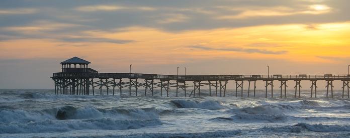 Atlantic Beach 15 Feb at 17:22:15 ISO 100 f/6.3 1/100s