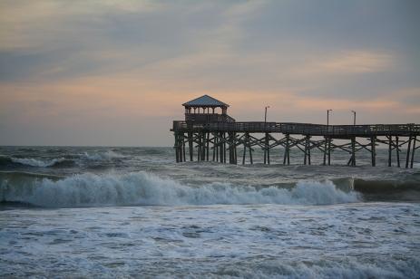 Atlantic Beach 15 Feb at 17:25:12 ISO 100 f/4.5 1/125s