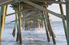 Atlantic Beach 15 Feb at 17:28:32 ISO 2800 f/8.0 1/250s