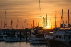 New Bern Sunset on 16 Feb at 17:42:31 ISO 100 f/5.6 1/500s