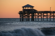 Atlantic Beach at 18:03:17 ISO 125 f/5.0 1/50s