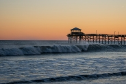 Atlantic Beach at 18:03:26 ISO 125 f/4.5 1/80s