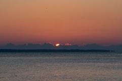 Sunrise at 07:23:33 ISO 100 f/3.5 1/200s