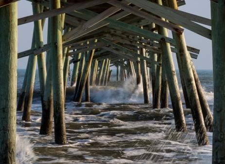 Atlantic Beach on 16th at 18:03:57 ISO 10 f/13 1/25s