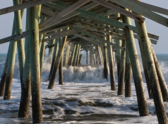 Atlantic Beach on 16th at 18:04:39 ISO 10 f/13 1/25s