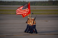 MCAS Cherry Point Marching BandISO 180 f/5.6 1/250