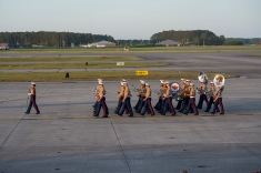 MCAS Cherry Point Marching BandISO 200 f/8 1/200