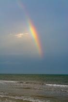 Rainbow at sunset Nikon D7100 ISO 280 f/5.6 1/125