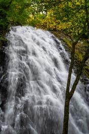 Crabtree Falls taken at: 13:21:22 Shutter Speed: 1/25 Aperture: f/10 ISO: 200