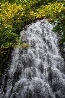 Crabtree Falls taken at: 13:29:11 Shutter Speed: 1/60 Aperture: f/6.3 ISO: 160