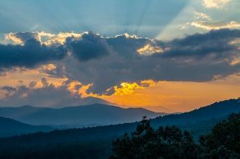 Sunset taken at: 18:36:55 Shutter Speed: 1/160 Aperture: f/6.3 ISO: 200