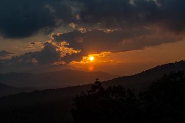 Sunset taken at: 18:44:59 Shutter Speed: 1/120 Aperture: f/7 ISO: 200