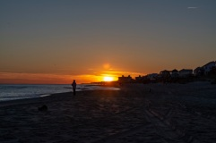 Sunset at 18:14:59 Shutter Speed: 1/250 Aperture: f/8 ISO: 200