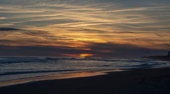 Sunset at 17:53.48 Shutter Speed: 1/100 Aperture: f/5.6 ISO 100