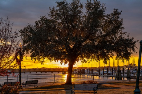 Sunset at 16:37:16 Shutter Speed: 1/125 Aperture: f/5.6 ISO: 400