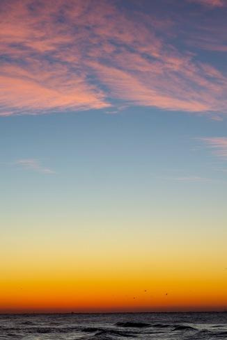 Sunrise at 06:48:47 Nikon D7100 Camera