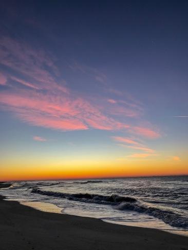 Sunrise at 06:51 iPhone 7+