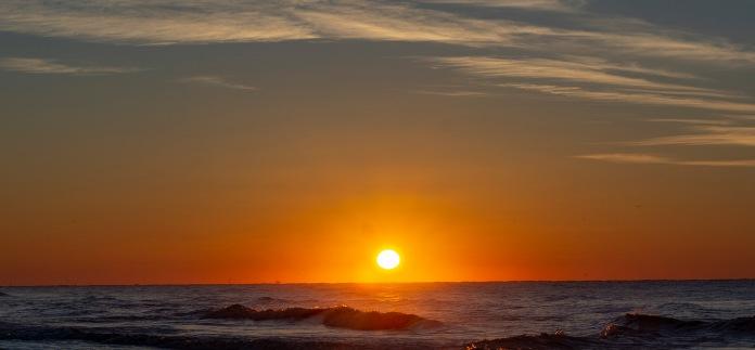 Sunrise at 07:09:05 Nikon D7100