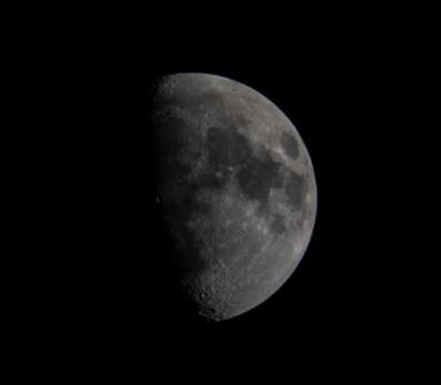 Moonrise at 17:06:43