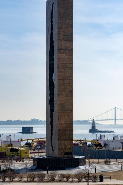 9/11 Tear Drop Memorial