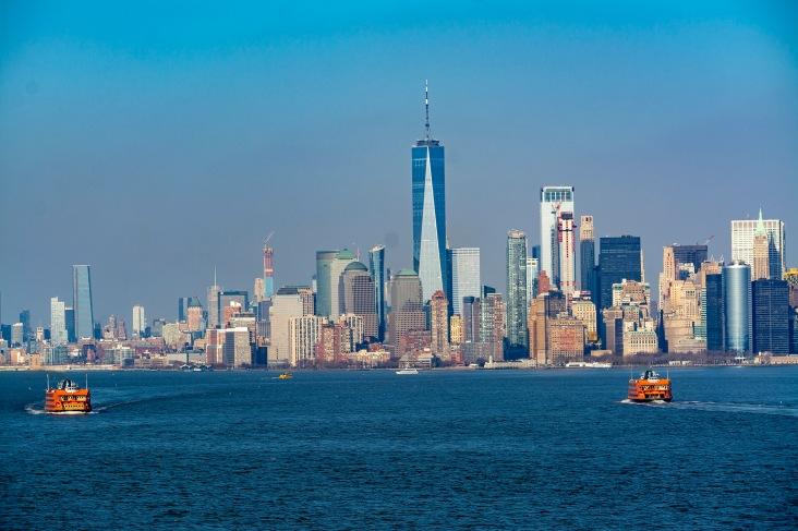 New York waterfront