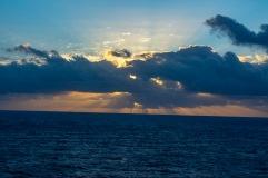Sunrise at 06:38