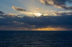 Sunrise at 06:42