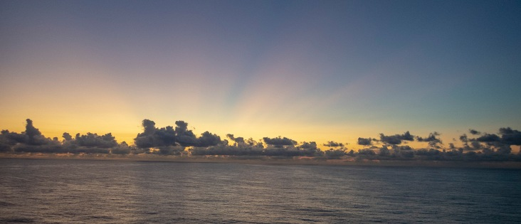Sunrise at 06:28
