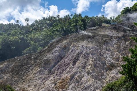 Volcano Sulphur Springs