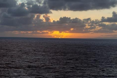 Sunrise at 06:06