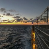 Sunrise at 06:25