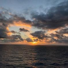 Sunrise at 06:19