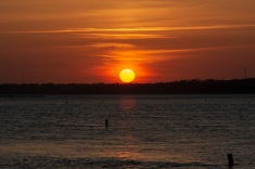Sunset at 19:59 Shutter Speed: 1/125 Aperture: f/14 ISO: 125