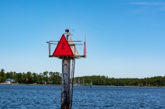 #2 Channel Marker for Whittaker Creek