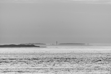 Cape Lookout at 07:08 in B&W Shutter Speed: 1/25 seconds Aperture: f/5.6 ISO: 125 300mm