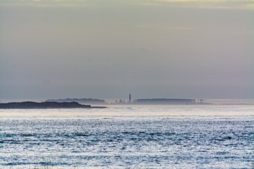 Cape Lookout at 07:08 Shutter Speed: 1/25 seconds Aperture: f/5.6 ISO: 125 300mm
