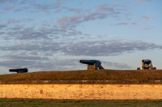 Fort Macon at 07:31 Shutter Speed: 1/320 Aperture: f/4.5 ISO: 250 62mm