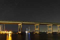Taken: 01:24 on April 27 Shutter Speed: 15 seconds Aperture: f/3.5 ISO: 1000 Focal Length: 26mm Tamron 17-35mm F/2.8-4 Di OSD